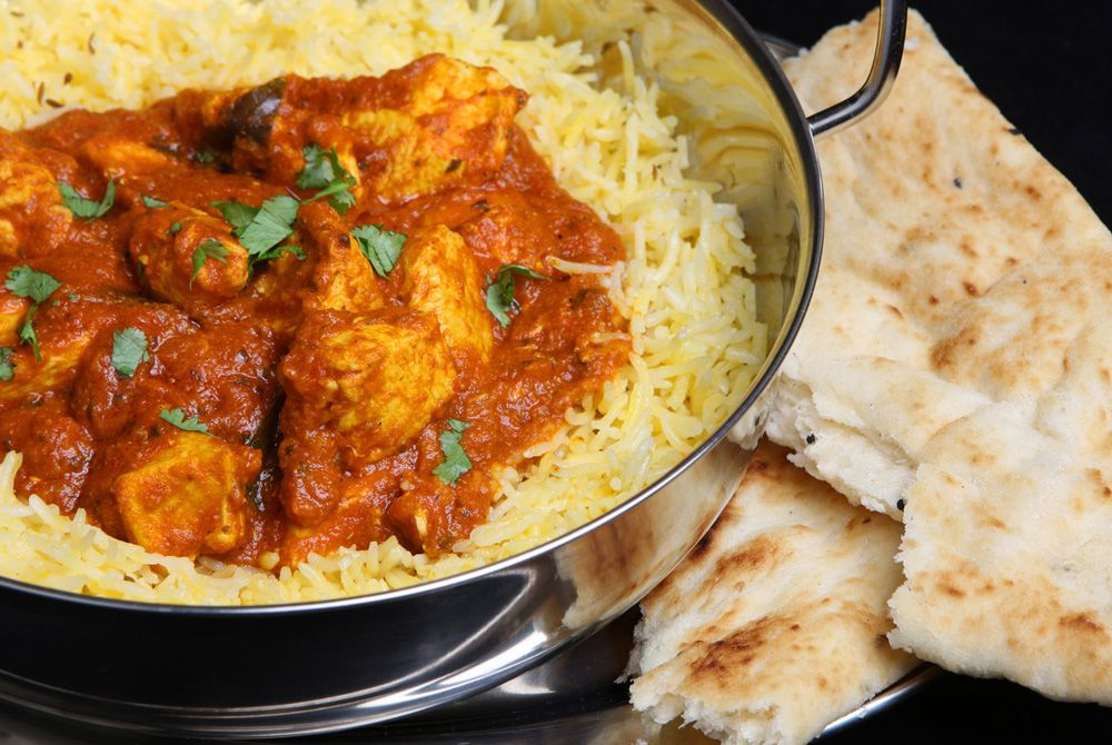 5% Off Takeaway at Brixton Curry Delight