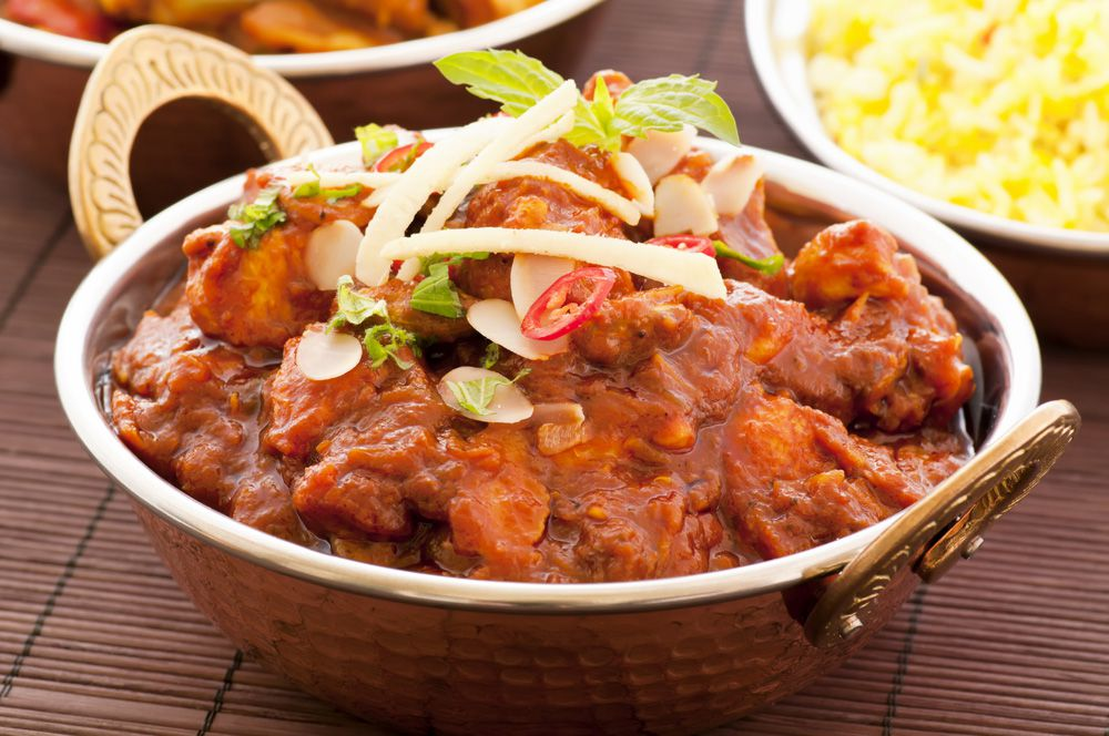 15% Off Takeaway at Brixton Curry Delight